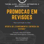 Promoção Revisão Automóvel