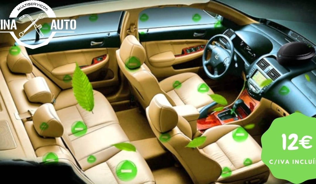 Não se esqueça de higienizar o seu veículo para reduzir a propagação do COVID 19
