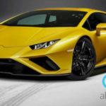 Amazon Alexa equipa Lamborghini Huracan Evo