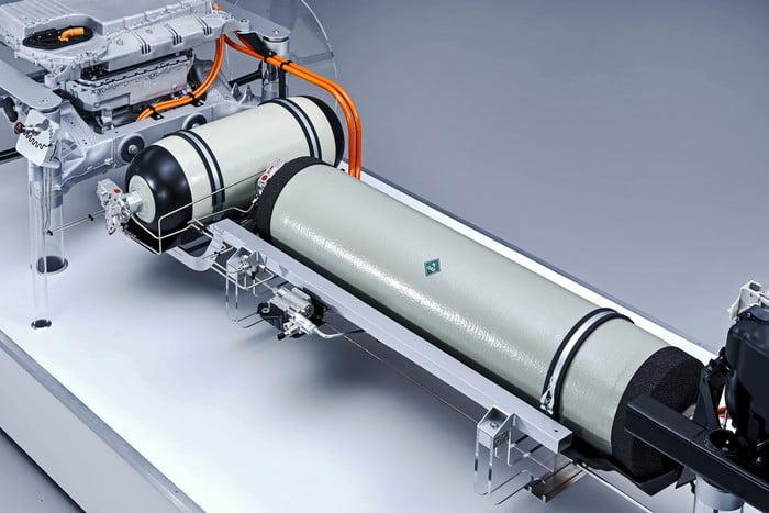 Os SUVs da BMW terão uma motorização hidrogénio/eléctrica 6