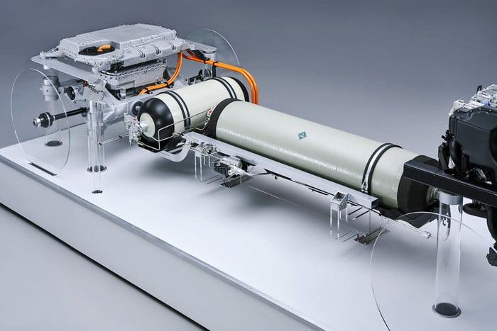 Os SUVs da BMW terão uma motorização hidrogénio/eléctrica 10