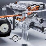 Motorização BMW Hidrogénio e Eléctrica