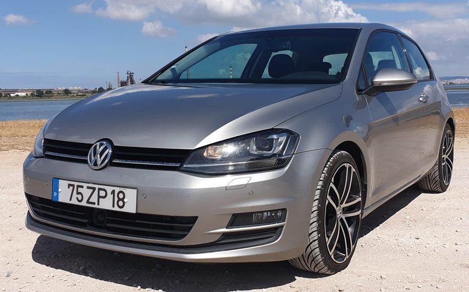 VW Golf 7 1.6 Tdi DSG 2013 – Full Extras