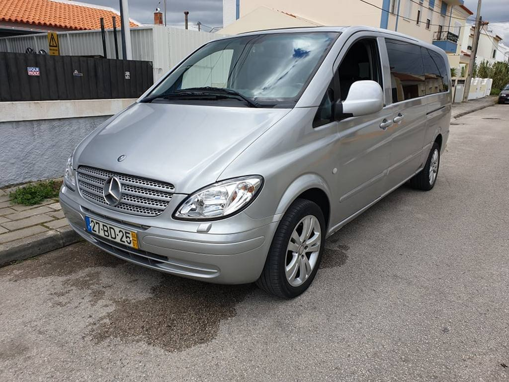 Mercedes Vito 115 CDI 2004 12