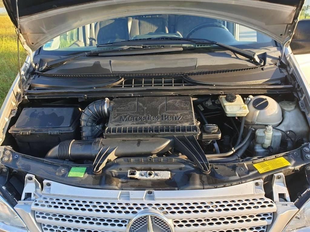Mercedes Vito 115 CDI 2004 9