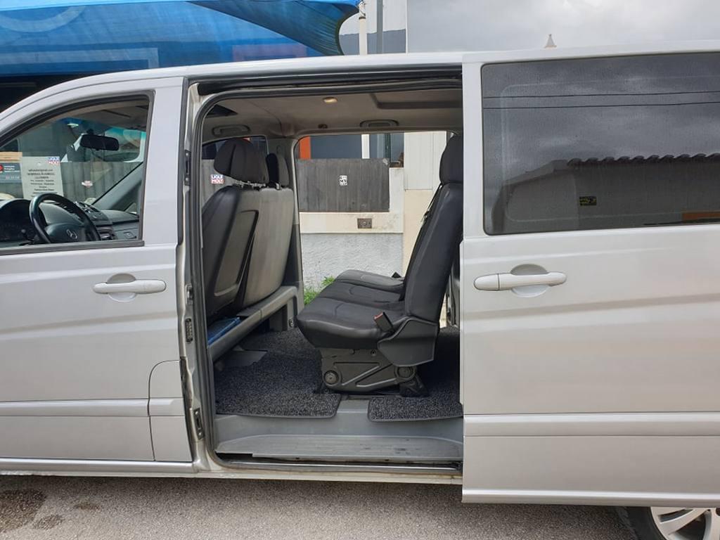 Mercedes Vito 115 CDI 2004 1