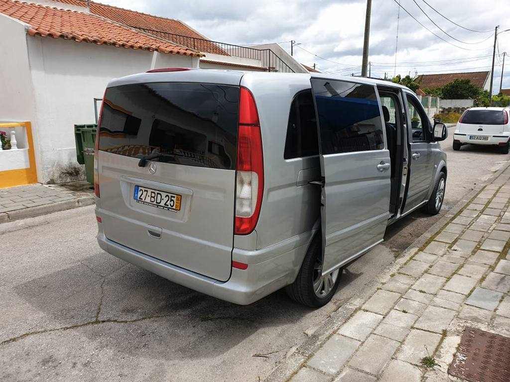 Mercedes Vito 115 CDI 2004 3