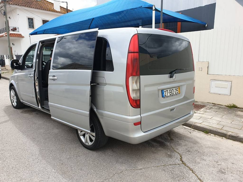 Mercedes Vito 115 CDI 2004 5