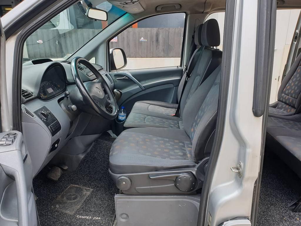 Mercedes Vito 115 CDI 2004 6