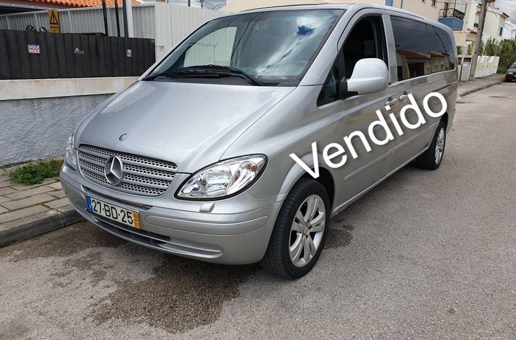 Mercedes Vito 115 CDI 2004