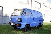 Bedford Rascal Mini Campervan 4